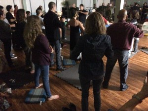 Daoist Meditation Qigong Bowl Gong Holiday Party Event