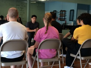 Daoist Meditation and Qigong Class