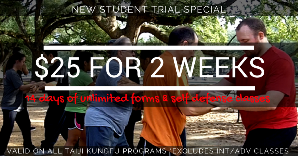 martial arts houston kung fu cypress new student special