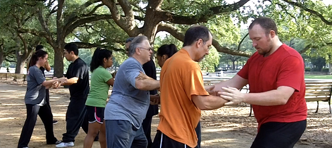 CHEN TAI CHI PUSH HANDS HOUSTON