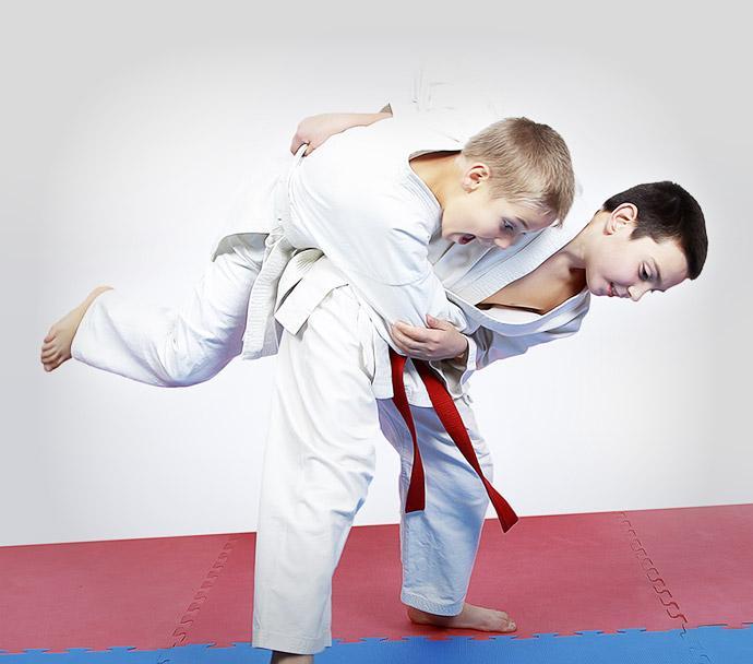 Houston Kung Fu Summer Camp Wrestling