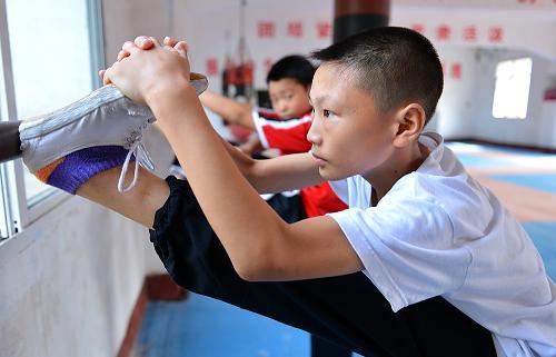 Cypress Kung Fu Warrior Summer Camp