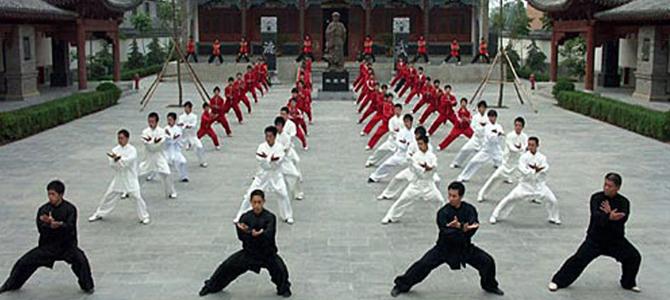 CHEN VILLAGE BIRTHPLACE OF TAI CHI